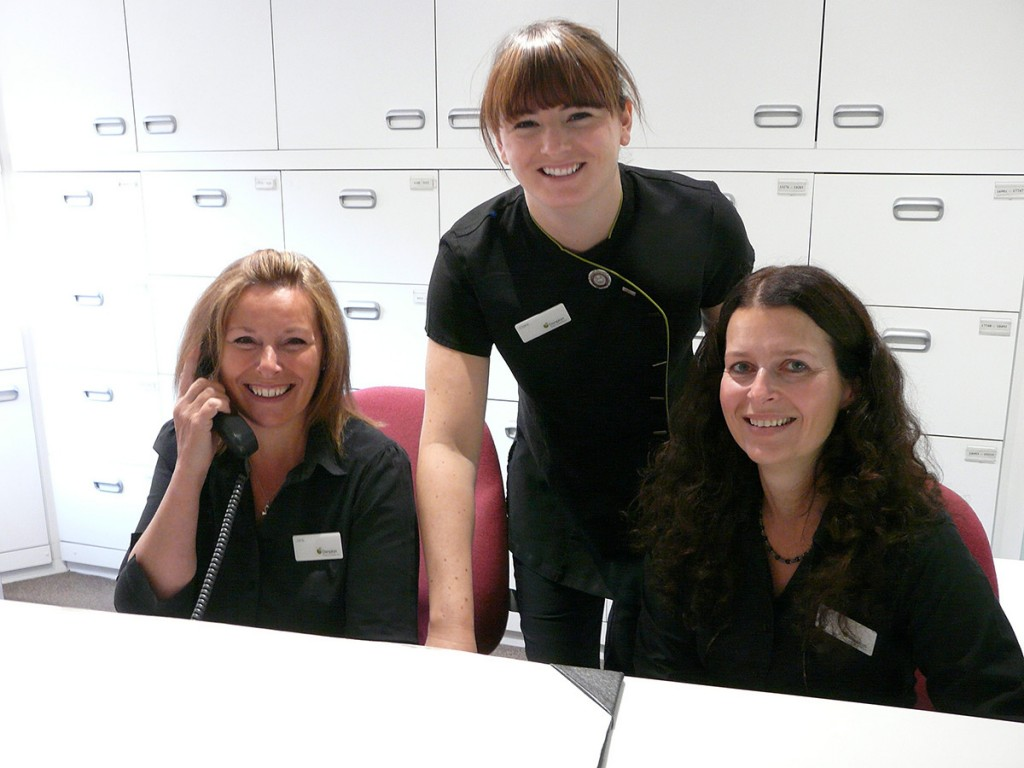 our-receptionists